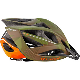 Rudy Project Airstorm MTB Helmet olive green/orange camo